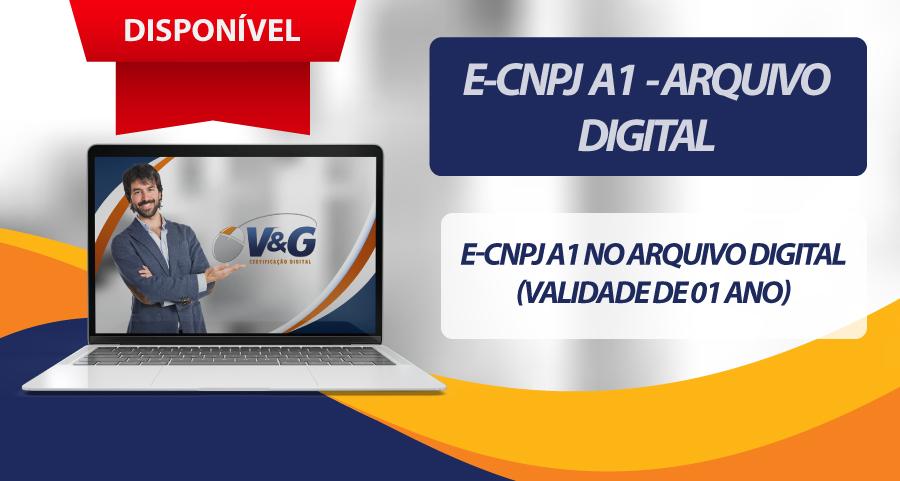 e-cnpj arquivo digital